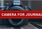 Best Video Camera For Journalists