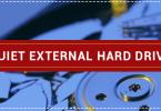 Quiet External Hard Drive